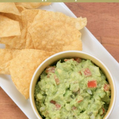 Pineapple Guacamole Recipe Featured Image