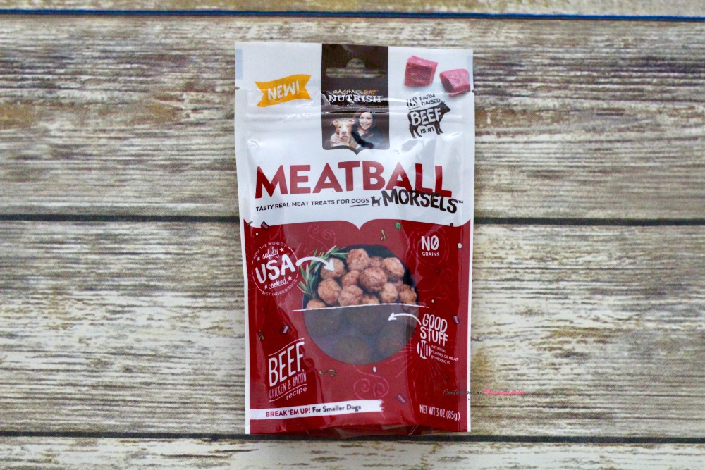 Rachael Ray Nutrish Meatball Morsels