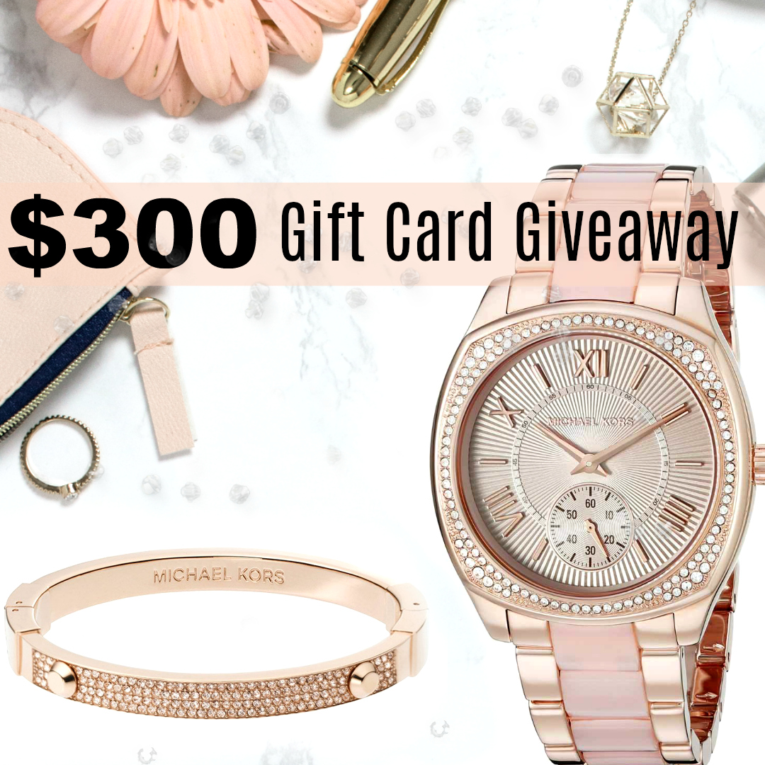 $300 Gift Card Giveaway