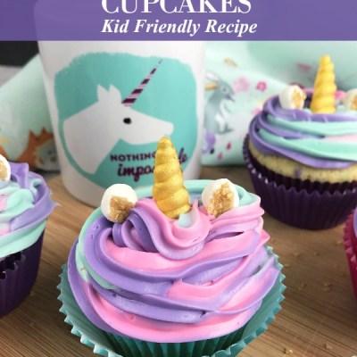 Unicorn Cupcakes Recipe Tutorial for All Unicorn Lovers