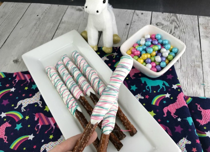 Totally Magical Unicorn Wands Recipe