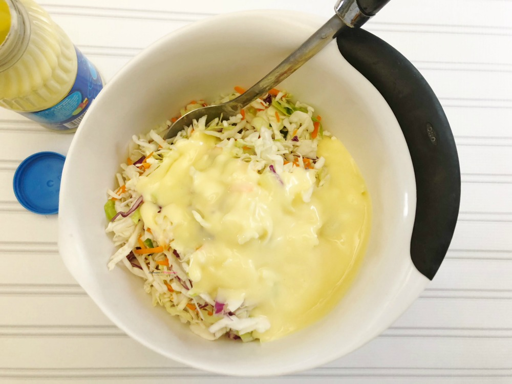 The Easiest Coleslaw Recipe Horizontal 2
