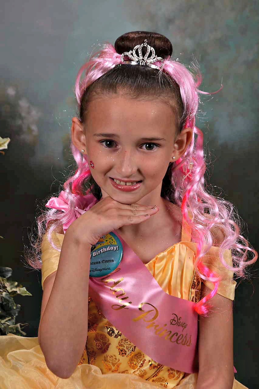 Pink Hair from Bibbidi Bobbidi Boutique