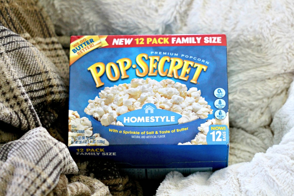 Pop Secret Homestyle
