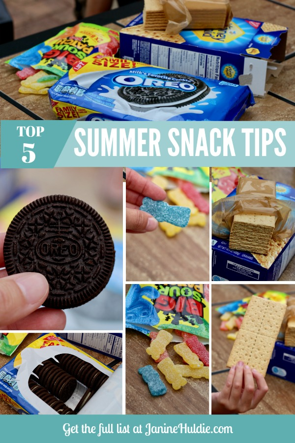 Top 5 Summer Snacking Tips for Families Copy