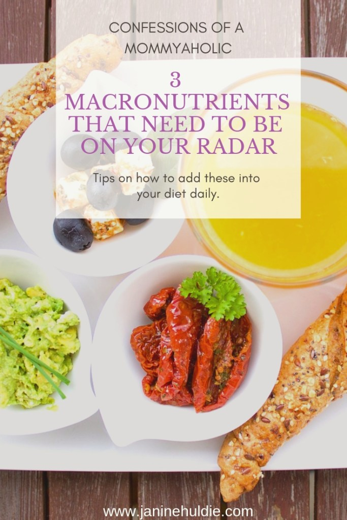 Macronutrients, This Mom's Confessions