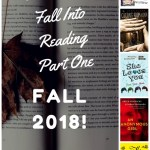 The 5 Books to Fall Into Reading Right Now Part 1