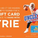 Aleve Muscle and Back Pain E-Gift Card Offer