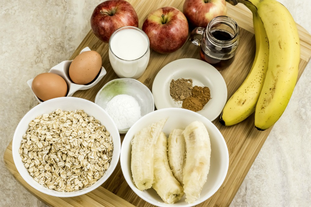 Apple_Cinnamon_Oatmeal_Muffins_Ingredients
