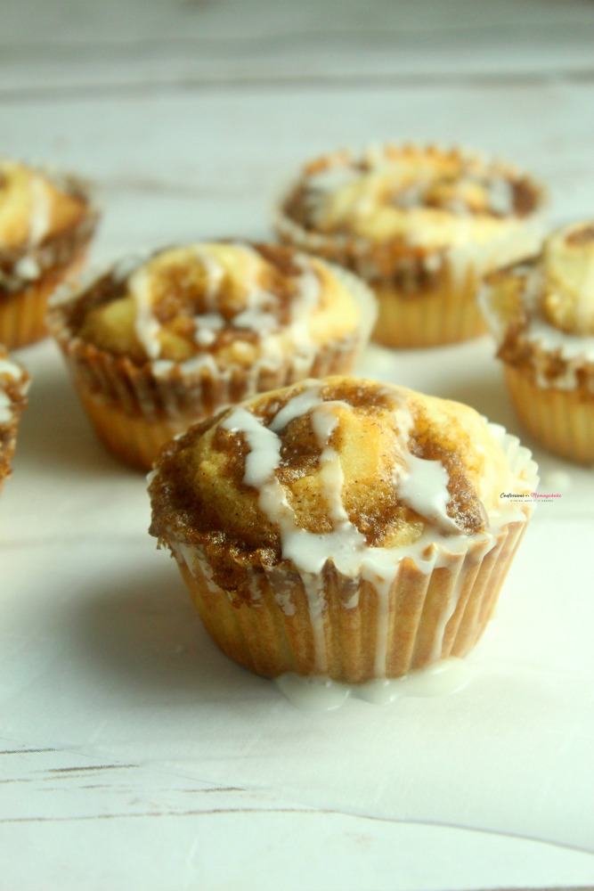 Cinnamon Roll Muffins Recipe Vertical 5