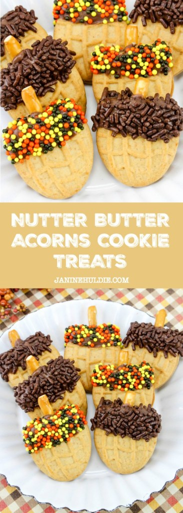 Nutter Butter Acorns, This Mom's Confessions