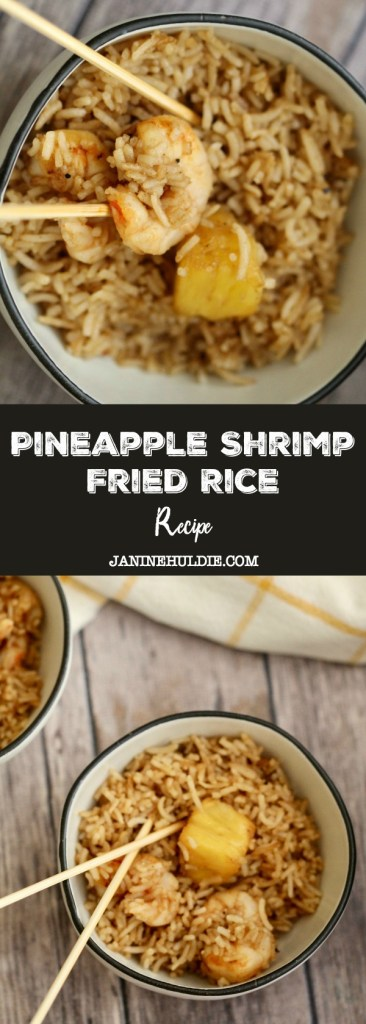 Pineapple Shrimp Fried Rice Recipe