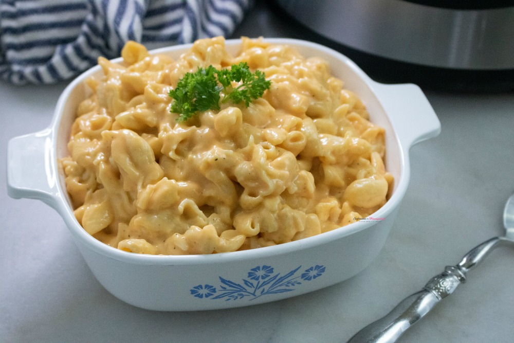 Instant Pot Perfectly Creamy Mac and Cheese Recipe Horizontal 1
