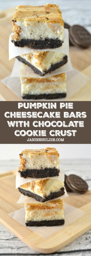 Pumpkin Pie Cheesecake Bars, This Mom's Confessions