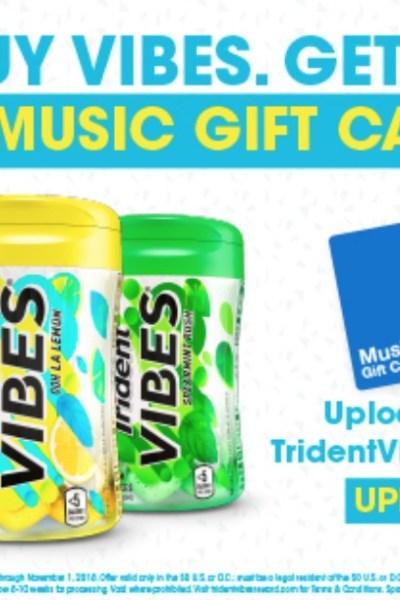 Trident Vibes Promo
