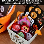 You Have Been Booed This Halloween with FREE Booing Printables