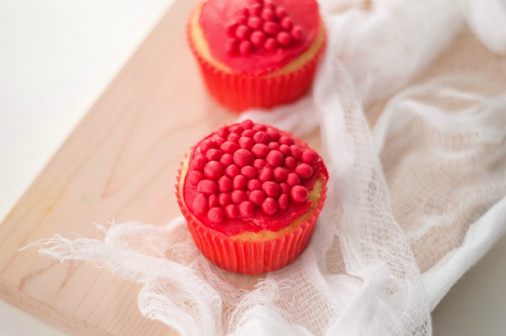 Cherry Pie Cupcakes, This Mom's Confessions