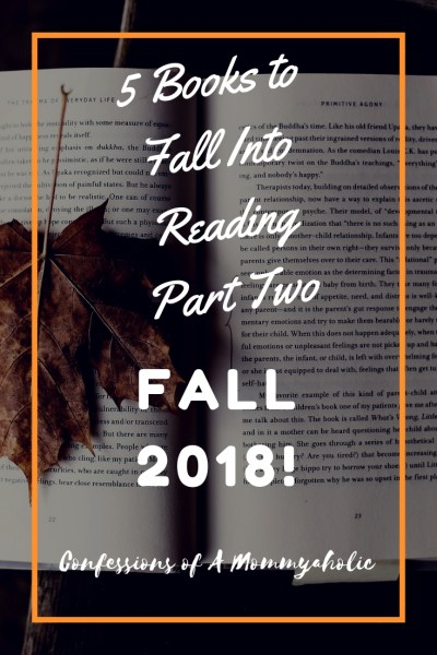 The 5 Books to Fall Into Reading Part 2