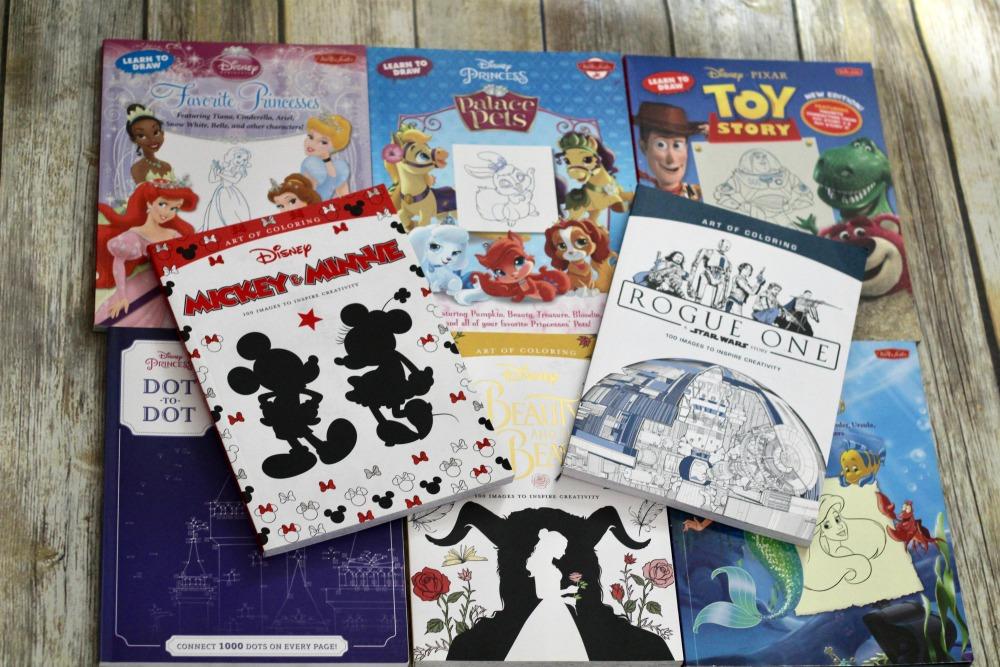 All Disney Books