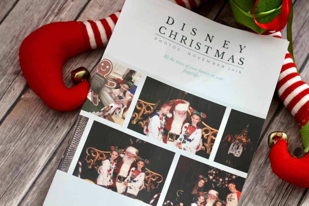 Neveo Disney Christmas 2018 Album Front Cover Closeup
