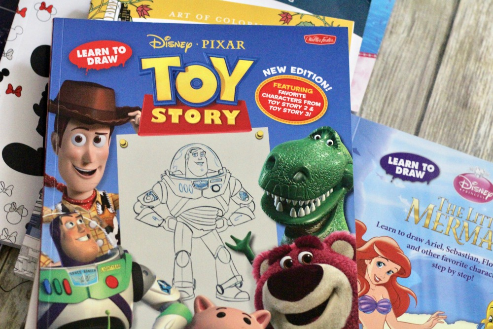 Toy Story Disney Book