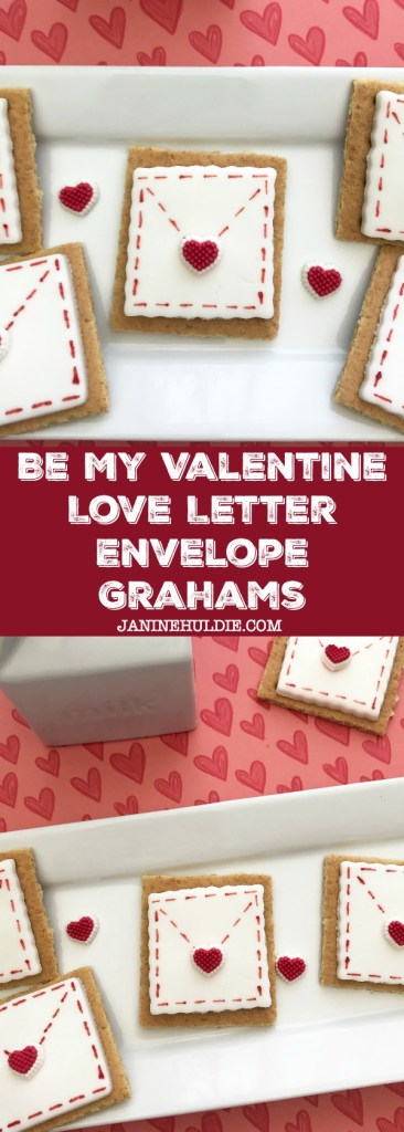 Envelope grahams, This Mom's Confessions