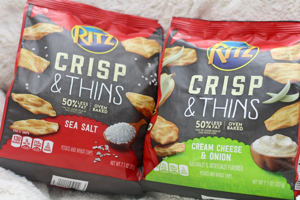 RITZ Crisp and Thins At Home 2