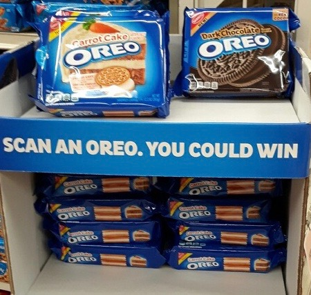 New OREO Cookies in Store