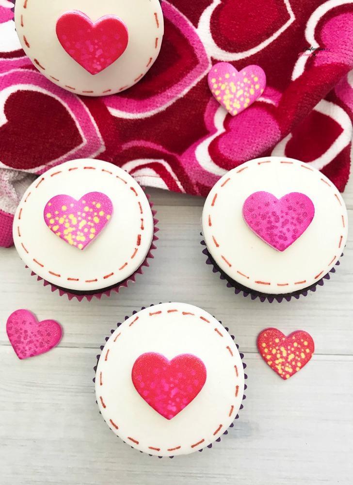 Love Stitch Cupcakes Recipe 3