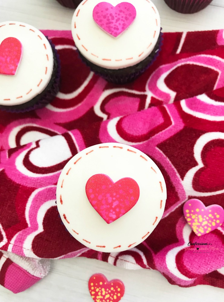 Love Stitch Cupcakes Recipe 4