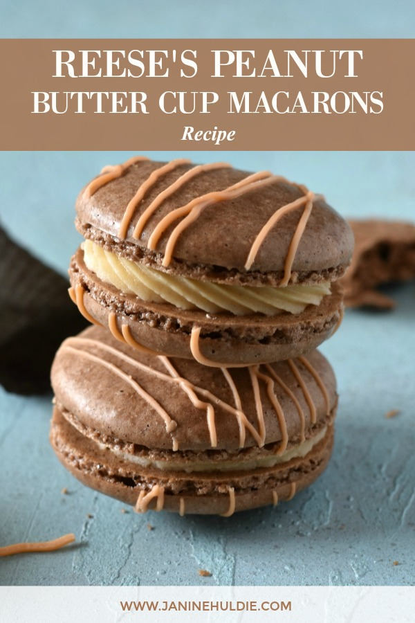 Peanut Butter Cup Macarons, This Mom's Confessions