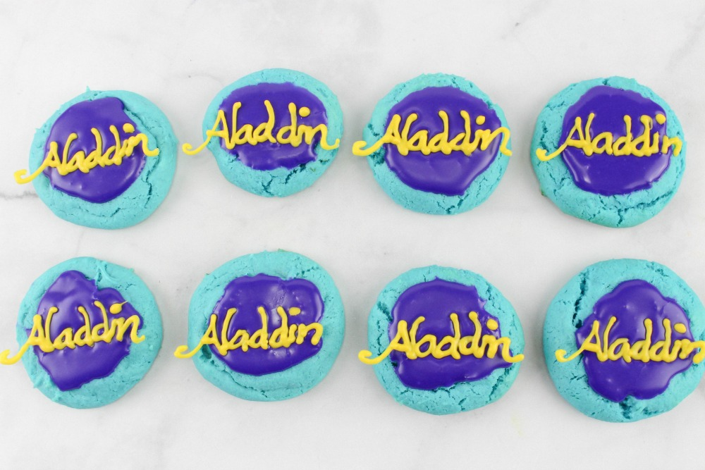 Aladdin Cookies, This Mom's Confessions