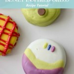 Disney Inspired Toy Story OREO Cookies Recipe Tutorial