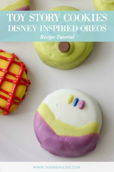 Disney Inspired Toy Story OREO Cookies Recipe Featured Image