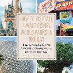 Four Parks in One Day: The Ultimate Disney World Park Hop