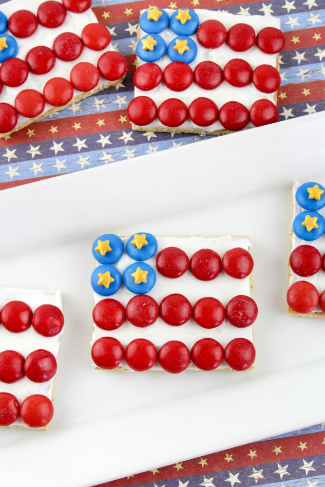 American Flag Graham Cracker, This Mom's Confessions