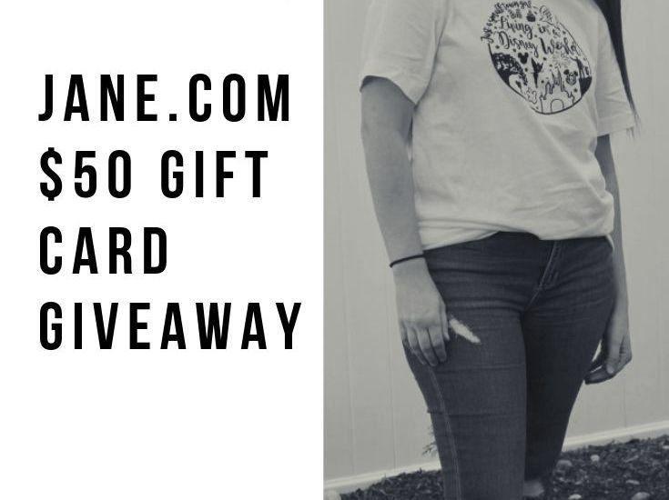 Jane.com $50 Gift Card Giveaway