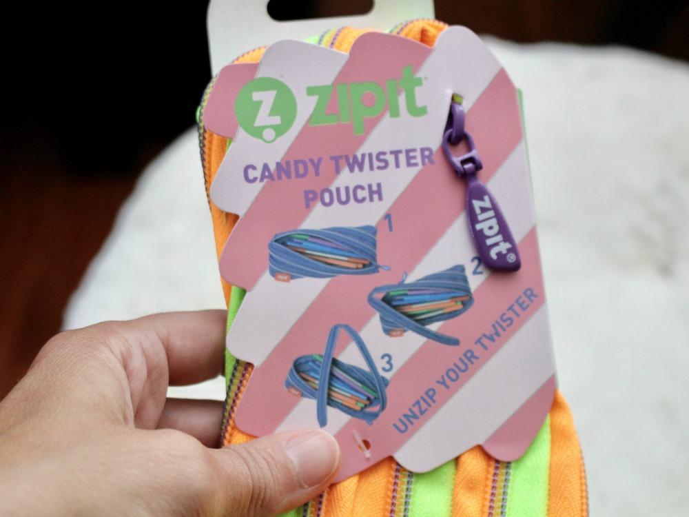 ZIPIT Twister Pencil Case