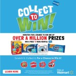 Go Ahead Collect To Win with RITZ, OREO & Chips Ahoy! At Walmart