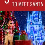 The 5 Locations Where to Meet Santa At Walt Disney World