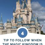 4 Tips On What To Do When Walt Disney World's Magic Kingdom Is Crowded