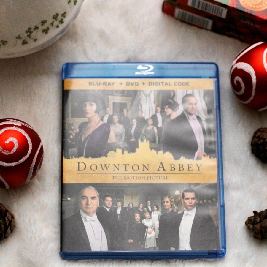 Downton Abbey DVD Instagram Teaser Image