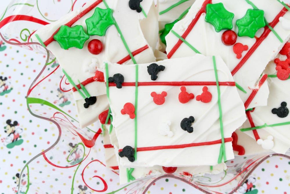 Mickey Mouse Christmas Bark Final 4