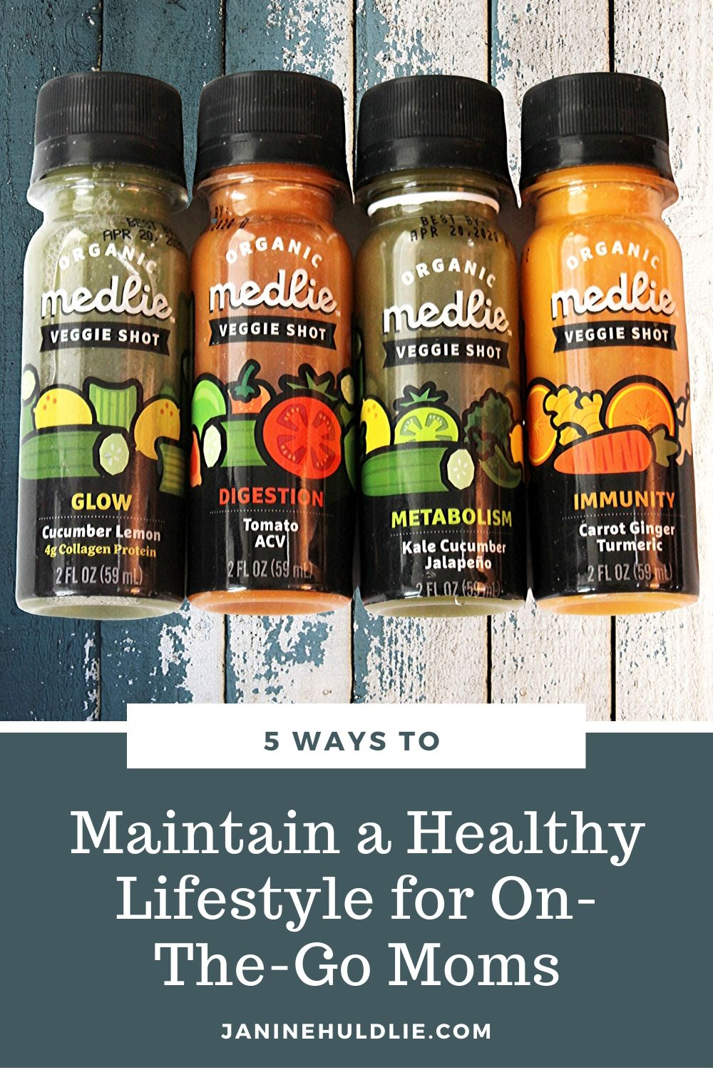 How to Maintain a Healthy Lifestyle for On-The-Go Moms