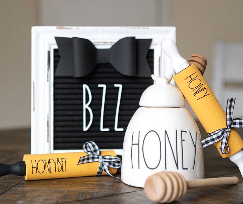Honeybee Mini Rolling Pin