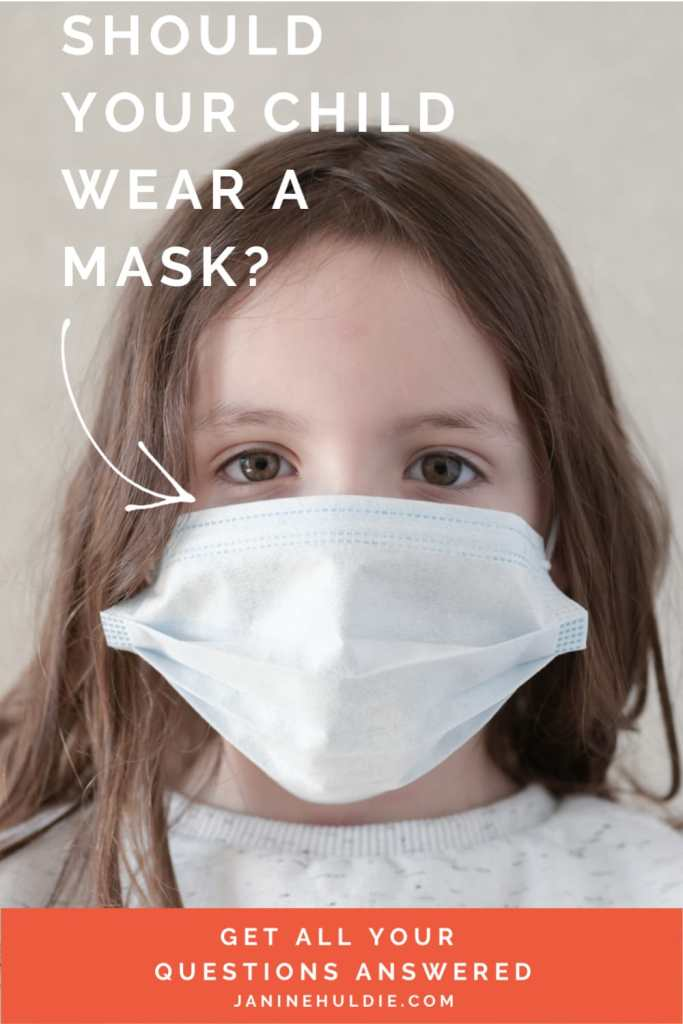 Should Your Child Wear A Mask?