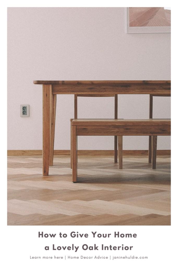 Oak Interior, This Mom's Confessions