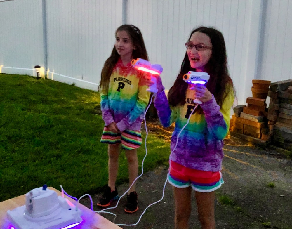 Backyard Video Game, This Mom's Confessions
