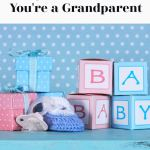 What to Write in a Baby Shower Card if You're a Grandparent