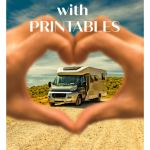 DIY Tips for Campers with FREE Printables